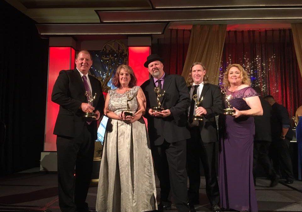 M2 Digital Post Inc. Awarded 3 Emmy's
