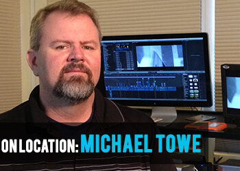 Michael Towe Interviewed by New Blue FX